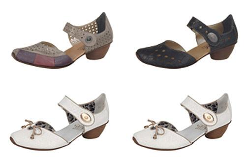 d0d3974aa Купить туфли Рикер женские в интернет магазине. Каталог обуви фирмы ...